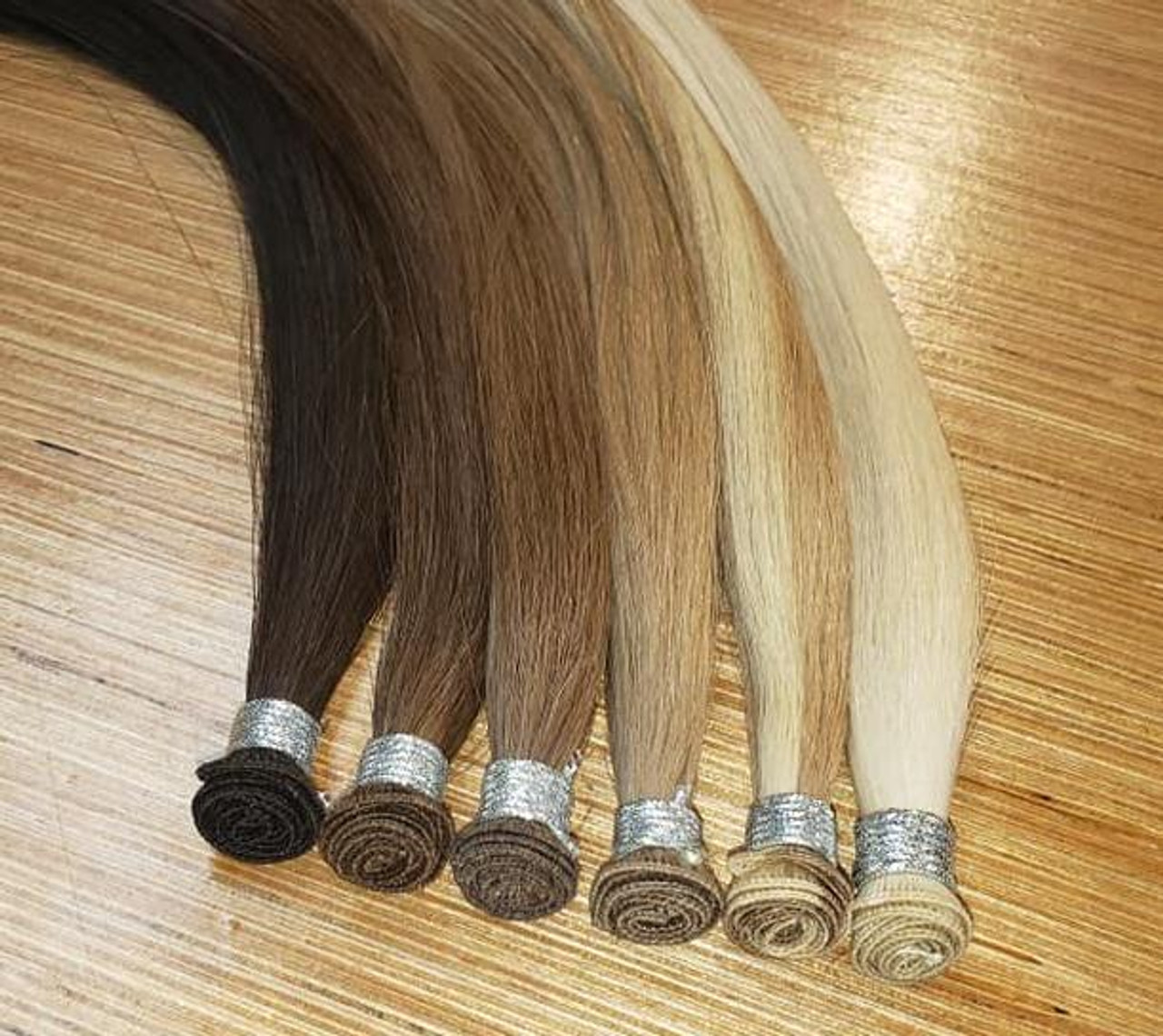 Hand Tied Weft - Vision Select - Beaded Row Application