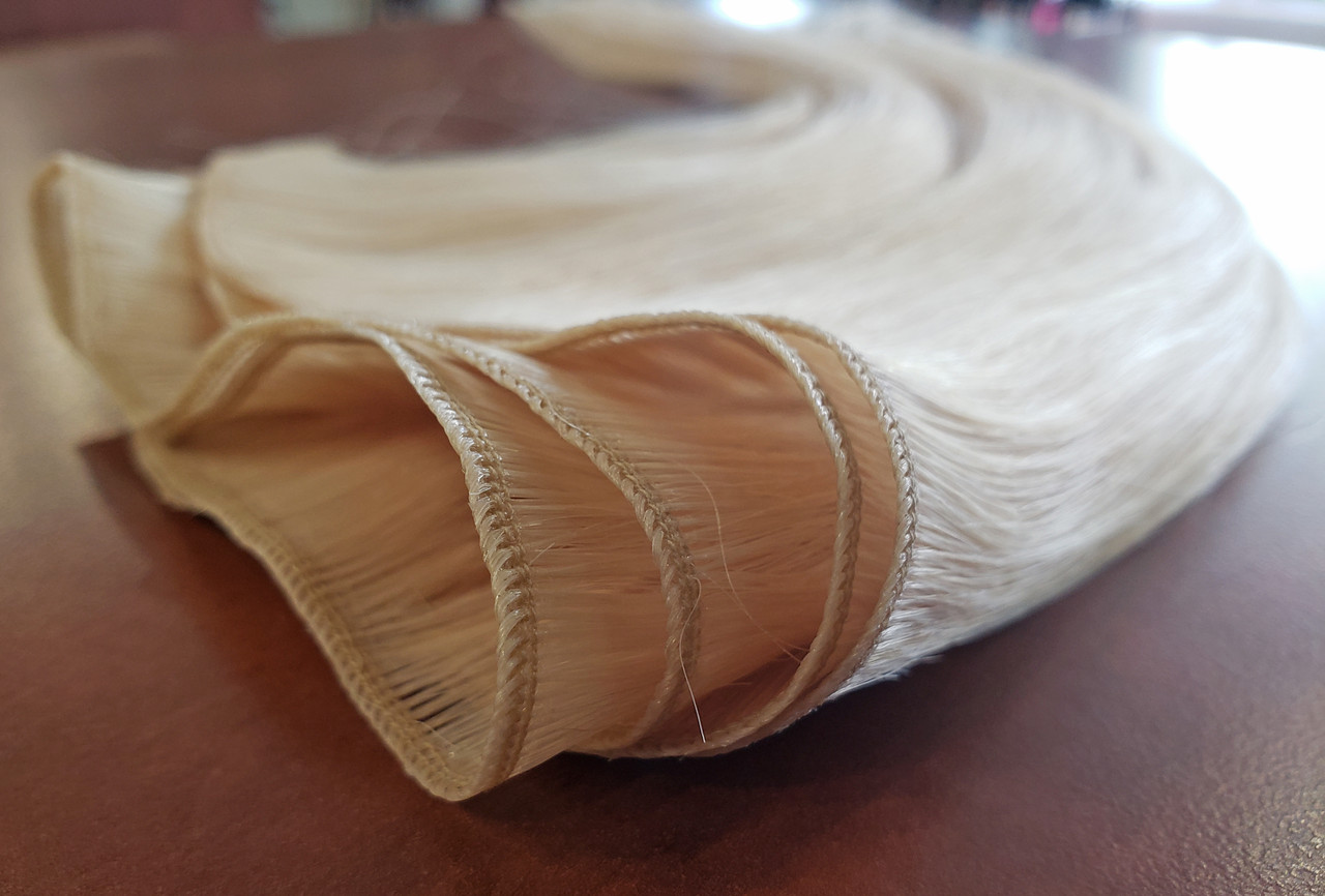 Donna Bella Hybrid weft hair extensions
