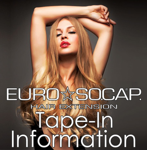 Euro SoCap Tape-in Information