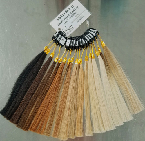 Vision Select Color Ring for hair extensions