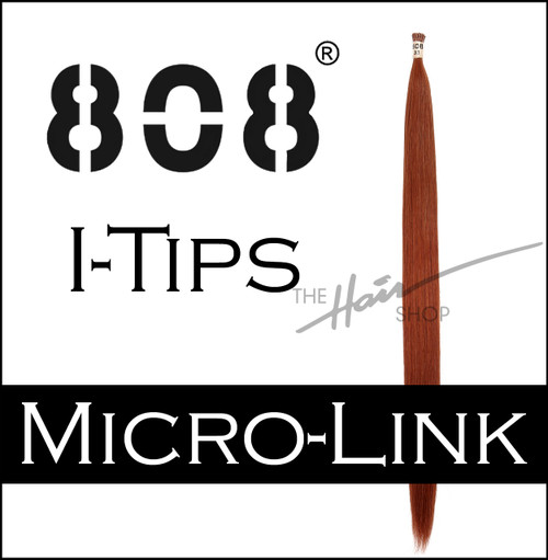 808 I-Tip hair extensions