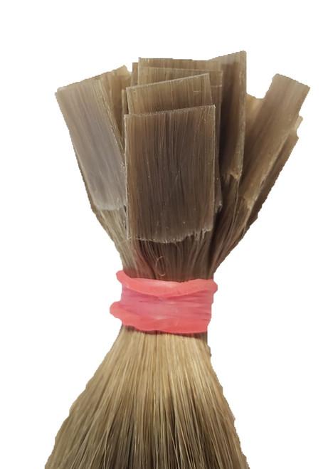 Q Indian Temple Hair Keratin Tipped