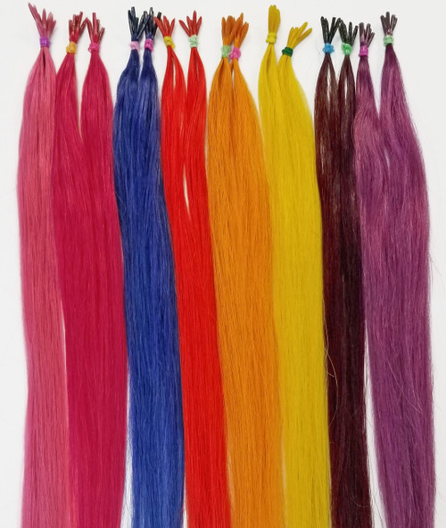I-Tip Fantasy Hair Extensions