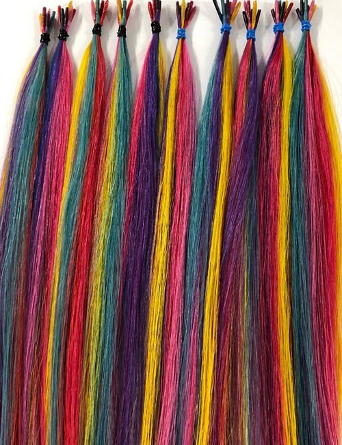 I-tip fantasy colors