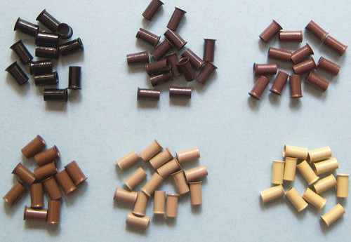 Copper Micro Rings