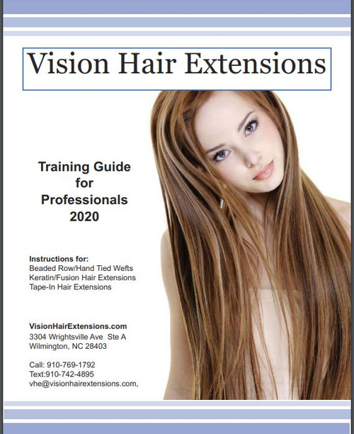How to do hair extensions guide