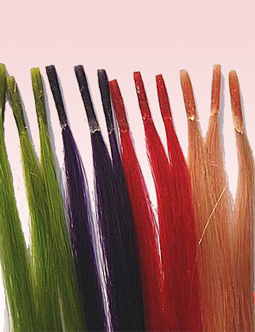 How to Apply I-Tipped Hair Extensions
