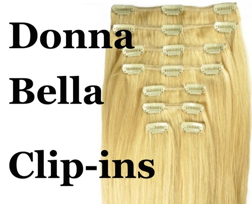 Donna Bella Clip-in Hair Extensions
