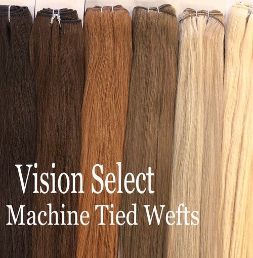 Vision Machine wefts