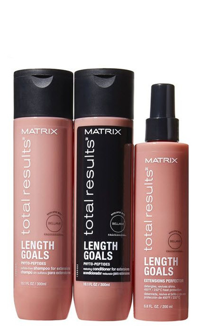 Hair Extension Shampoo, Conditioner & Leave in by Matrix