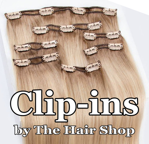 Pro 7 Piece Clip-ins by  The Hair Shop