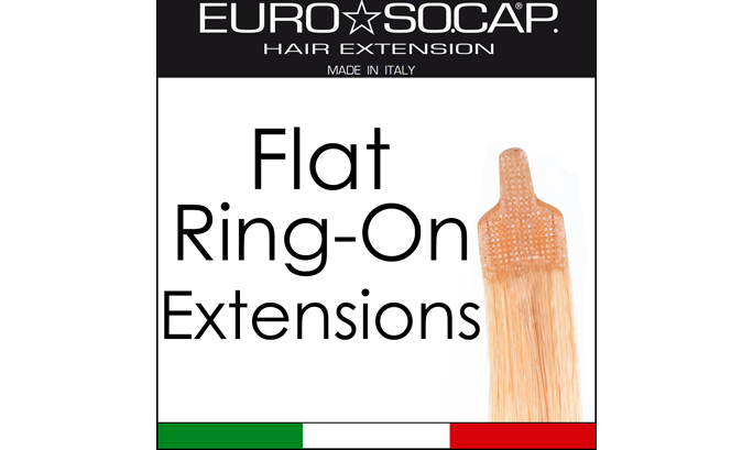 Flat I-Tipped Hair Extensions - the newest innovation for micro bead application