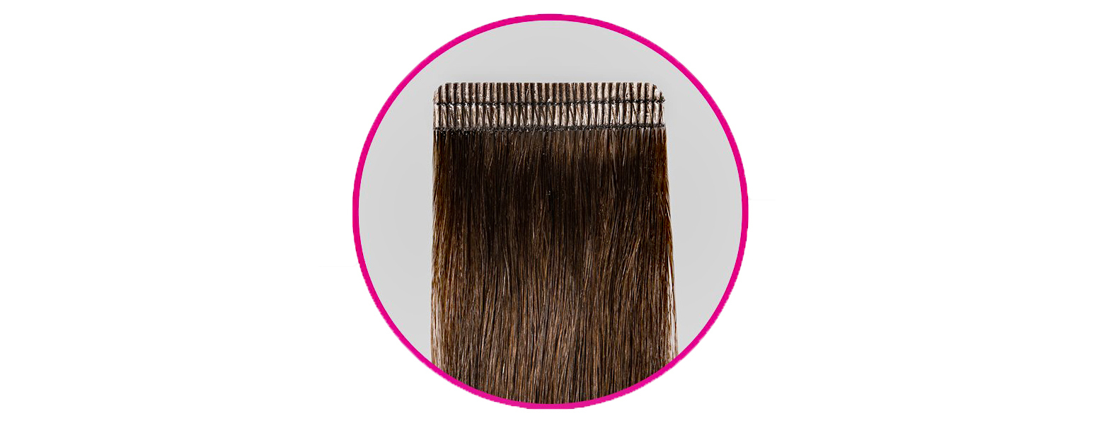 Tape-in Hair Extensions Information - How to Apply & Care