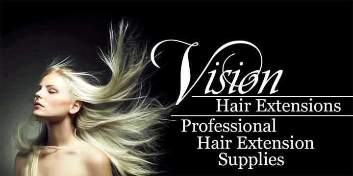 Keratin Hair Extensions Fusion