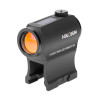 Holosun HS403C  Red Dot Sight 1x 2 MOA Dot Picatinny-Style Low and Lower 1/3 Co-Witness Mounts Solar/Battery Powered Matte