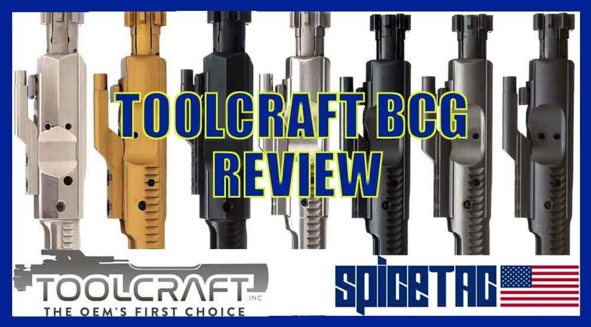 Toolcraft Review - Best Black Rifle Secret Ever?