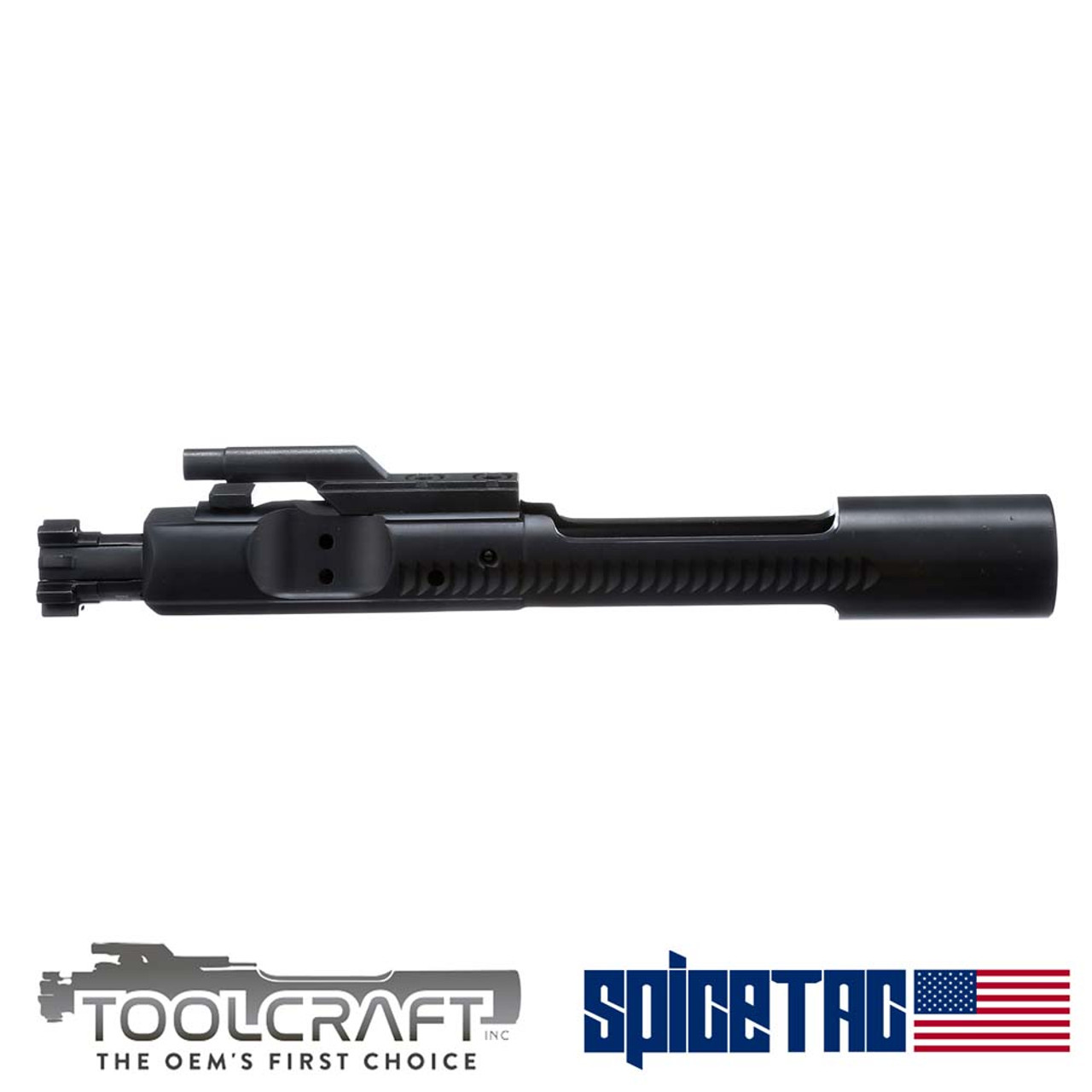 Left Handed Bolt Carrier Group (BCG) Black Nitride 556