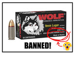 Biden's Russian Ammo Ban - What It Means For Shooters