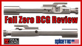 Fail Zero BCG Review