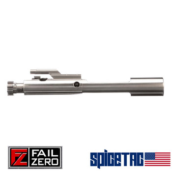 FailZero BCG Nickel Boron Bolt Carrier Group /  223 / 300 Blackout M16