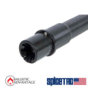 "BABL300003M Ballistic Advantage barrel 8.5"" 300 Blackout DRP Contour AR15 Pistol Barrel -  Chamber"