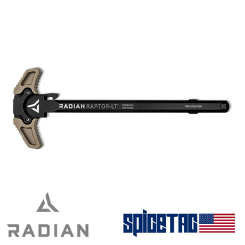 Radian Raptor LT Charging Handle FDE