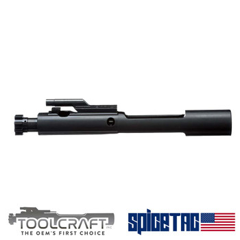 Toolcraft Black Nitride Bolt Carrier Group Left Side