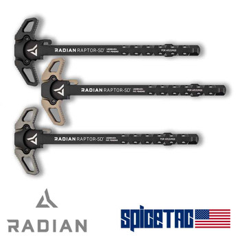 Radian Raptor SD Charging Handle