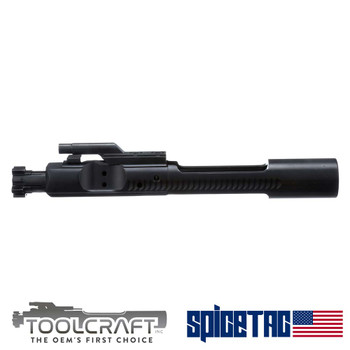 Left Handed Bolt Carrier Group - Spicetac Voted #1 Toolcraft Dealer 2018