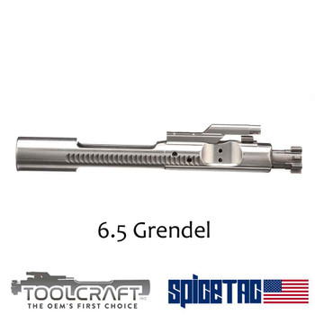 Toolcraft Nickel Boron 6.5 Grendel Type 2 BCG For Sale