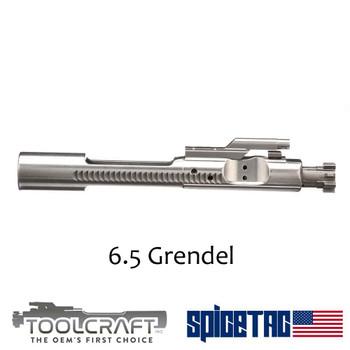 Toolcraft Nickel Boron 6.5 Grendel Type 2 BCG For Sale