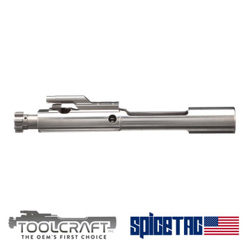 458 SOCOM Nickel Boron BCG For Sale