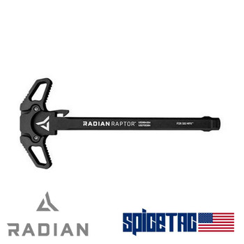 Radian Raptor Sig MPX Charging Handle Black For Sale