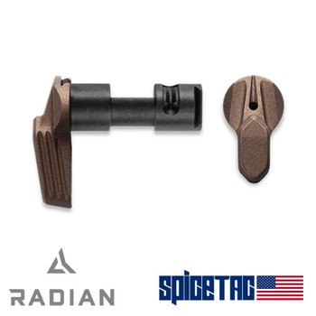 Radian Talon Ambi Safety 2-Lever Kit Radian Brown For Sale