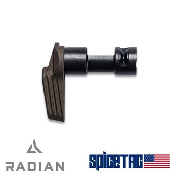 Radian Talon GI 45/90 Safety Selector Radian Brown