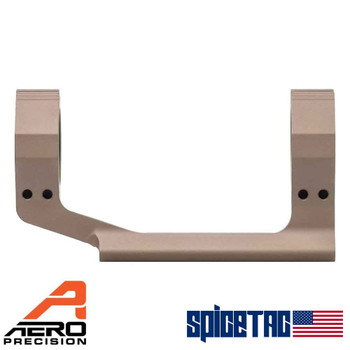 Aero Precision Ultralight 30mm Scope Mount FDE