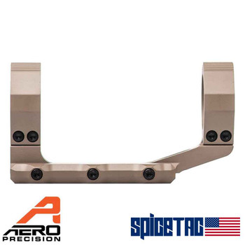 Aero Precision Ultralight 30mm Scope Mount FDE For Sale