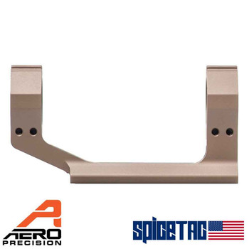 "Aero Precision Ultralight 1"" Scope Mount FDE For Sale"