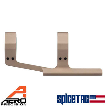 Aero Precision Ultralight 30mm Scope Mount, SPR FDE For Sale
