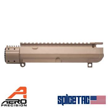 Aero Precision M5E1 Enhanced Upper Receiver FDE Cerakote For Sale