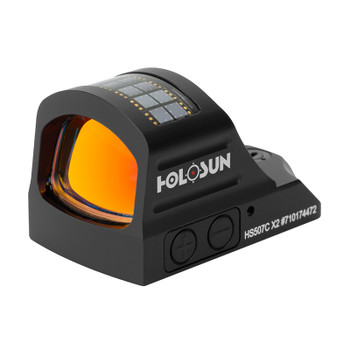 Holosun HS507C-X2 Red Circle Dot Reflex Sight