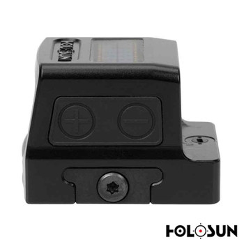Holosun HE509T Elite Red Circle Dot Reflex Sight