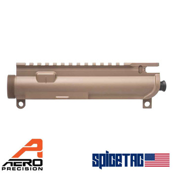Aero Precision Assembled Upper Receiver AR15 FDE Cerakote For Sale