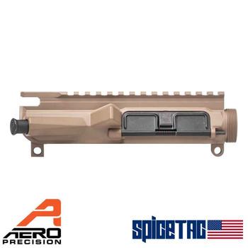 Aero Precision M4E1 AR15 Upper Receiver FDE Cerakote For Sale