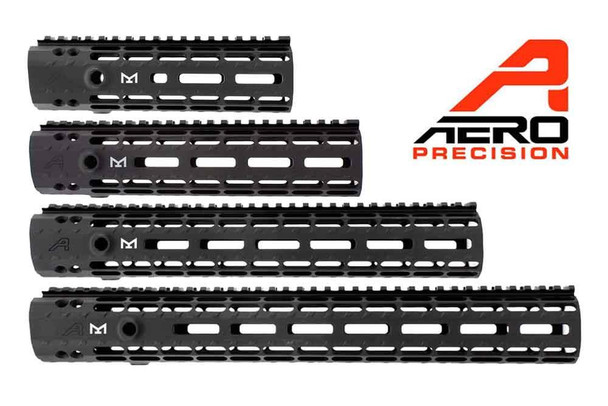 Aero Precision AR15 Enhanced M-LOK Handguards Gen 2  All Sizes