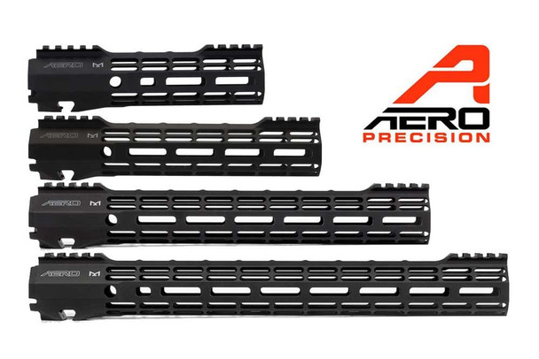 Aero Precision AR15 Atlas S One M-LOK Handguards All Lengths