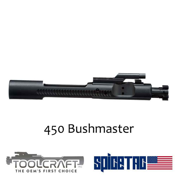Toolcraft .450 Bushmaster Bolt Carrier Group BCG For Sale