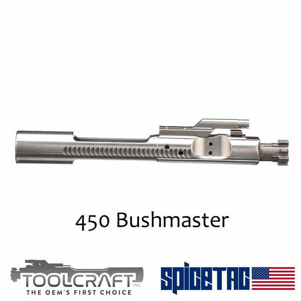 Toolcraft 450 Bushmaster Nickel Boron BCG For Sale