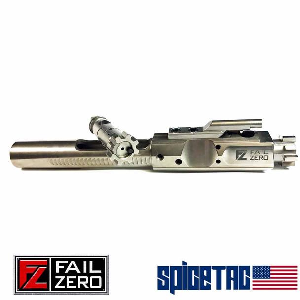 Fail Zero 308 BCG EXO Nickel Boron Finish For sale