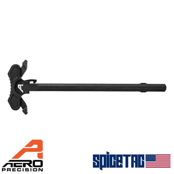 Aero Precision Ambidextrous AR308 AR10 Charging Handle For Sale